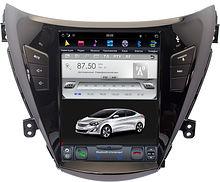 Штатная магнитола Hyundai Elantra, Avante 2010 - 2013 Ksize DVA-CF3160NE-2/32