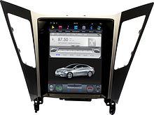 Штатная магнитола Hyundai Sonata YF 2011 - 2014 Ksize DVA-CF3144NE-2/32