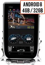 Штатная магнитола Toyota Land Cruiser 2015+ Ksize DVA-CF3135OL-4/32
