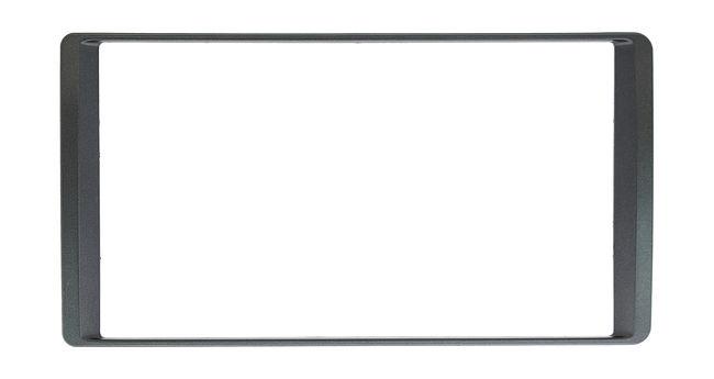 Переходная рамка для УАЗ Патриот 2012 -2017 2 Din серая: купить по низкой цене. Доставка по России