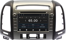Штатная магнитола Hyundai SantaFe  2010 - 2012 Wide Media WM-KR7031NC-2/16 3 кнопки