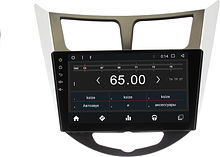 Штатная магнитола Hyundai Solaris 2011-2016, Verna Wide Media WM-CF3005M Android
