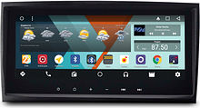 Штатная магнитола Mercedes-Benz SLK Wide Media WM-PH5996MB-1/16 Android