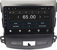 Штатная магнитола Mitsubishi Outlander 2006 - 2012 Wide Media WM-CF3052M Android (Rockford Fosgate)