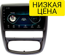Штатная магнитола Renault Duster 2010 - 2015, Nissan Terrano 2014+ Wide Media LC9275MN-1/16
