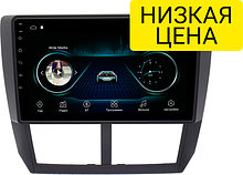 Штатная магнитола Subaru XV, Impreza, Forester 2008-2012 Wide Media LC9080MN-1/16