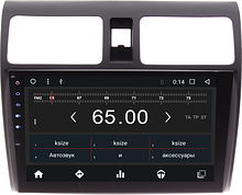 Штатная магнитола Suzuki Swift 2004 - 2010 Wide Media WM-CF3039M Android