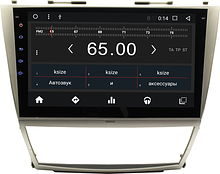 Штатная магнитола Toyota Camry 2006 - 2012 Wide Media WM-CF3018T3 Android