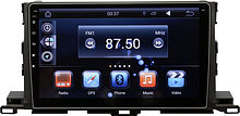 Штатная магнитола Toyota Highlander 2014 + Wide Media WM-MFA042b Android