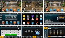 Штатная магнитола Toyota Land Cruiser 2007-2015 Wide Media WM-MFB006 Android (для авто без монитора)
