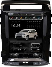 Штатная магнитола Toyota Land Cruiser 2013 - 2015 DVA-WL8053 Android