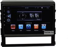 Штатная магнитола Toyota Land Cruiser 2015 + Wide Media WM-MFB074 Android (для авто без монитора)