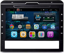 Штатная магнитола Toyota Land Cruiser 2015+ Ksize DVA-PH2717 Android