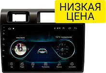 Штатная магнитола Toyota Land Cruiser J70 2007+ Wide Media LC9286MN-1/16