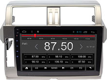 Штатная магнитола Toyota Land Cruiser Prado 150 2014 - 2016 Wide Media WM-CF3041 Android