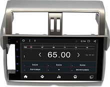 Штатная магнитола Toyota Land Cruiser Prado 2013 - 2017 Wide Media WM-CF3041NC-2/32