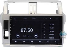 Штатная магнитола Toyota Land Cruiser Prado 2013 + Wide Media WM-MFA034b Android (для авто с мон)