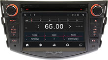 Штатная магнитола Toyota RAV4 2005 -2013 Ksize DVA-VS7A106ML Android