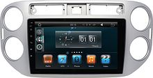 Штатная магнитола VW Tiguan 2012 + Wide Media WM-MFB003 Android
