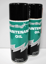 Sterling Maintenance Oil (400мл)